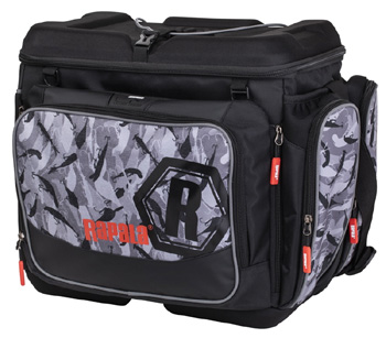 Rapala Lure Camo Tackle Bag Magnum