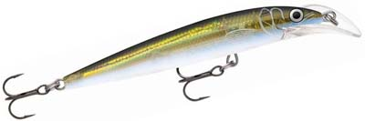 rapala scatter rap deep husky jerk head ogh